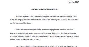 carta de la realeza