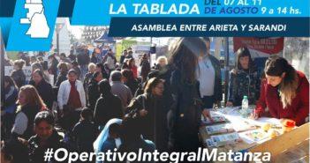224-DS- Operativo integral en La Tablada- LT 1