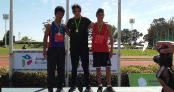 327-DS.Teatro y Atletismo en Juegos Bonaerenses 1