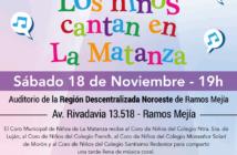 376-CE-Los niños cantan en La Matanza-RM