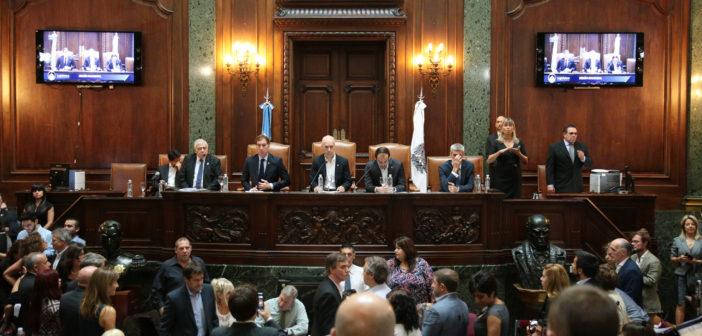 Horacio R. Larreta-Inicio sesiones Legislatura (2)