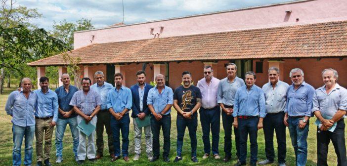 S.A. de ARECO: INTENDENTES PERONISTAS CONTRA EL PACTO FISCAL