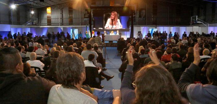 079-Con concurrencia masiva Verónica Magario abrió las sesiones del HCD de La Matanza