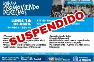 091-DS-Jornadas y operativos suspendidos y reprogramados 2
