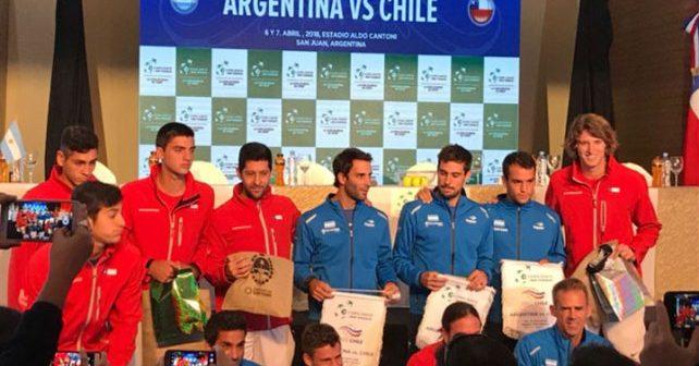 COPA DAVIS C CHILE