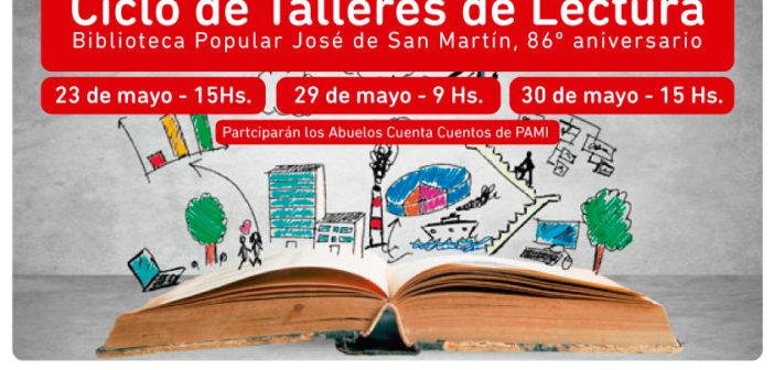 BRANDSEN: TALLERES DE LECTURA