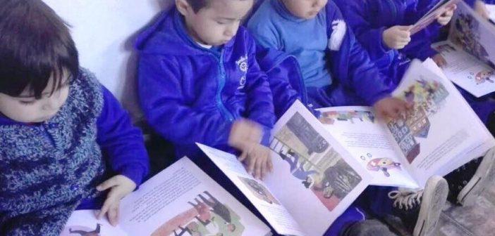 179-CT.Entrega de libros infantiles 2