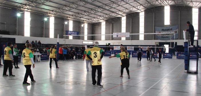 341-D.Inicio etapa mayores Juegos Bonaerenses 2