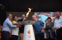 Antorcha Olímpica en Corrientes