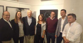 Inauguración de la muestra El arte de la comunicación política en el Carnacini