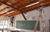 Arreglos en los techos