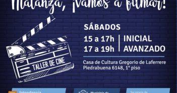 027-CE.Inscripción talleres de cine