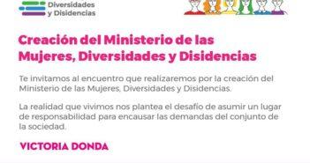 ministerio donda