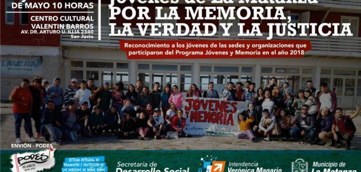 LA MATANZA: Jóvenes por la Memoria, la Verdad y la Justicia