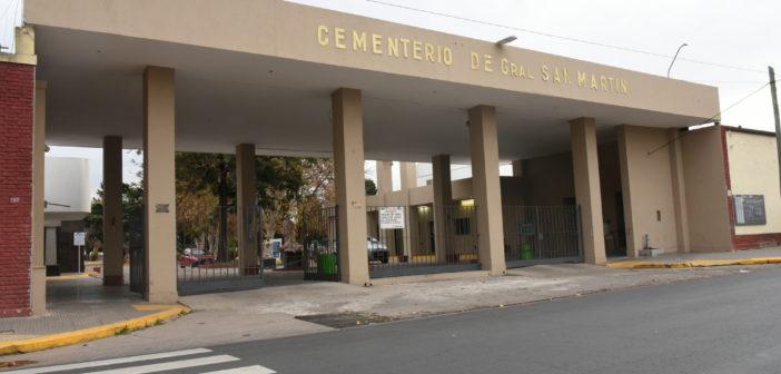 Mejoras en las instalaciones del Cementerio Municipal