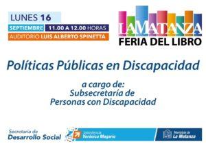 158-DS.Desarrollo Social en la Feria del Libro 1