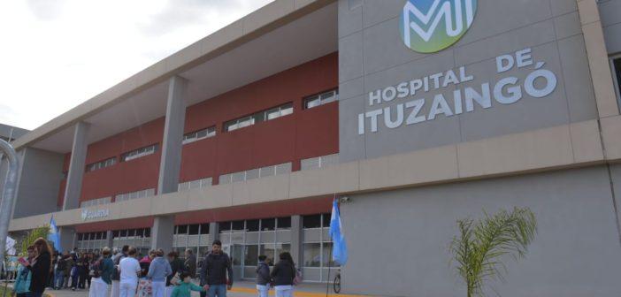 ITUZAINGO: HOSPITAL EN FUNCIONAMIENTO