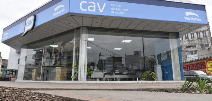 Nuevo Centro de Atención al Vecino en Tropezón