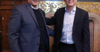 Reunión en Casa Rosada