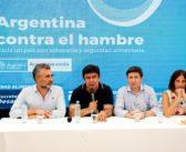 "LA MATANZA: SE LANZÓ EL PROGRAMA ""ARGENTINA CONTRA EL HAMBRE"""