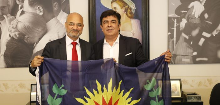 030-La India y La Matanza estrechan lazos fraternales, culturales y comerciales- SJ 2