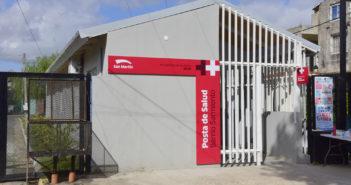 El Municipio reabrió el Centro de Salud de Barrio Sarmiento.