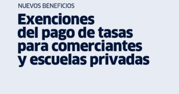 San Martín lanzó un paquete de medidas para aliviar a los contribuyentes en el marco de la pandemia