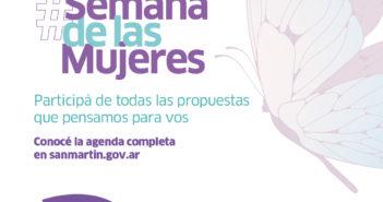 San Martín conmemora la Semana de las Mujeres
