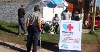 Hasta el momento, más de 150 mil personas se inscribieron para recibir la vacuna en la ciudad y ya se aplicaron más de 44.000 vacunas contra el Covid-19.