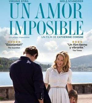 un amor imposible afiche